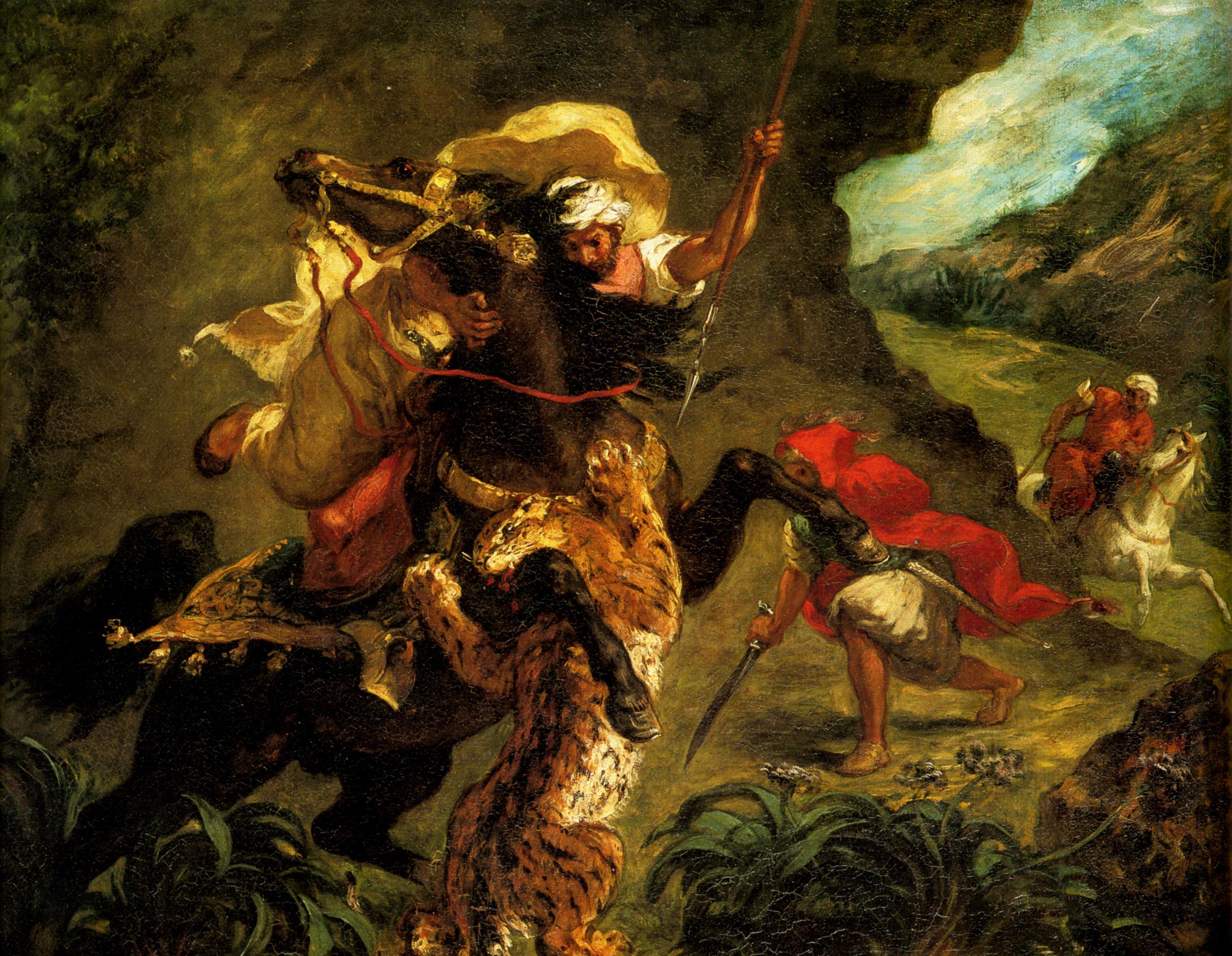 охота на львов в марокко картинки ничего