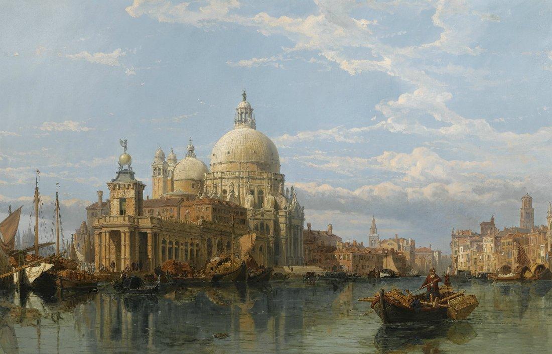 венеция в картинах великих художников заболевания